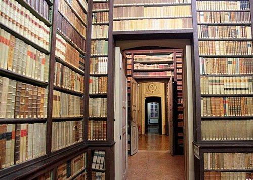 Biblioteca - Accademia Nazionale di Scienze, Lettere e Arti di Modena